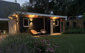 Tuinhuis | Peter Kienhuis | Bouw- en Timmerwerken | Timmerwerken | Oldenzaal |